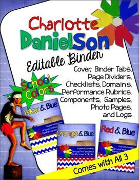 danielson lesson plan template nyc - 17 best images about slp evidence binder on pinterest