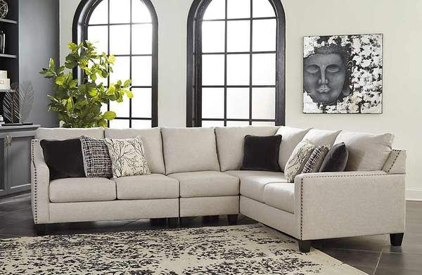 Hallenberg 3 Piece Raf Sectional 3 Piece Sectional Sectional Sofa Furniture