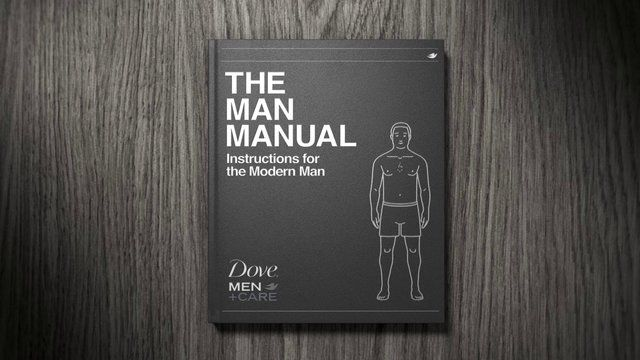 Dove Men+Care - Risk Of Malfunction UK by Will Holmes