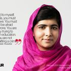 Students will learn about Malala Yousafzai, the girl who was shot in the head by the Taliban because she fought for her education.   This is a high...