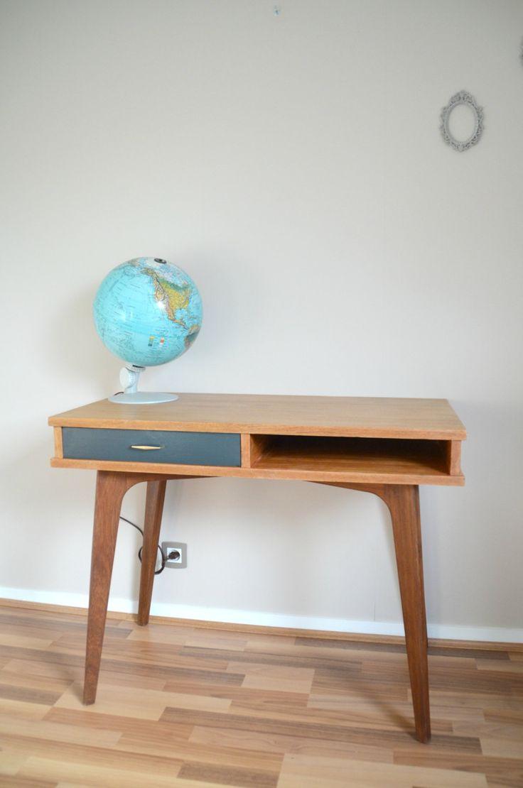 bottle orange and black scoubidou vintage pinterest bureau en bois massif bureau en bois. Black Bedroom Furniture Sets. Home Design Ideas