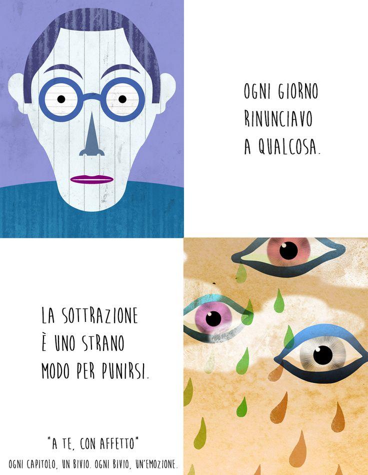 La rinuncia è sottrazione. La conquista è addizione. La divisione è condivisione del benessere. L'abilità è moltiplicazione della gioia. ♥ http://www.storiedicoaching.com/ebook/ #ateconaffetto #libro #ebook #librogame #emozioni #scelta #decisione #kindle #amazon #bivio #rinuncia #coach #illustration #sottrazione #conquista #addizione #divisione #condivisione #benessere #abilità #moltiplicazione #gioia #lacrime #lettura #leggere