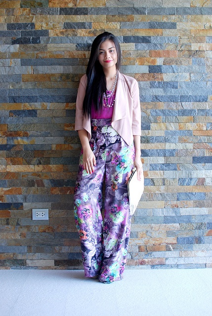fuchsia top from SOUL Lifestyle