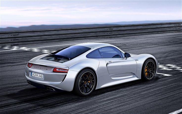 Porsche 960 Super Car 2015