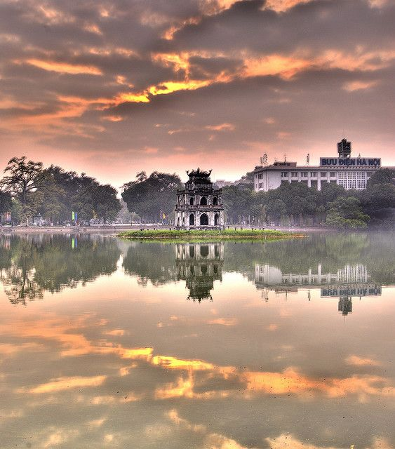 Hanoi, Vietnam - One of the places I want to travel to before I'm 30.