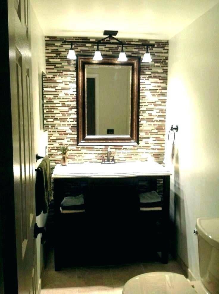 Guest Bathroom Ideas Small Decorative Bath Towels Half Bath Bathroom Decorative Guest G In 2020 Guest Bathroom Small Small Half Bathrooms Half Bathroom Remodel