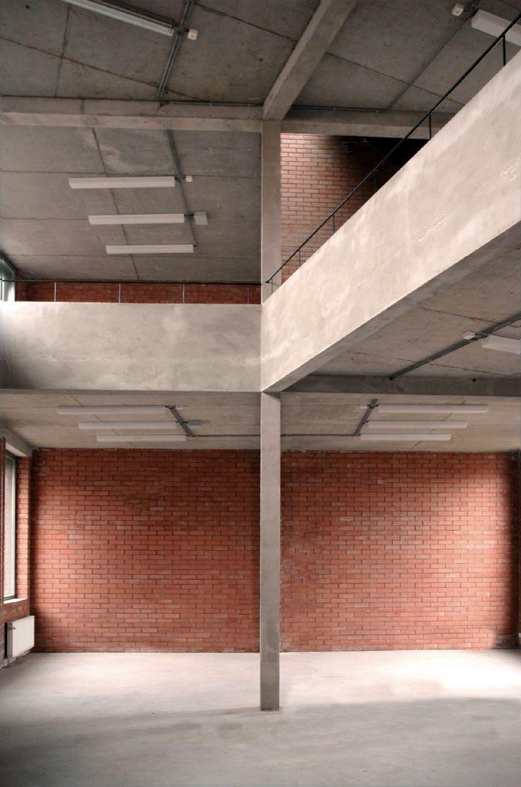 NOA architecten - Scheepswerven Baasrode