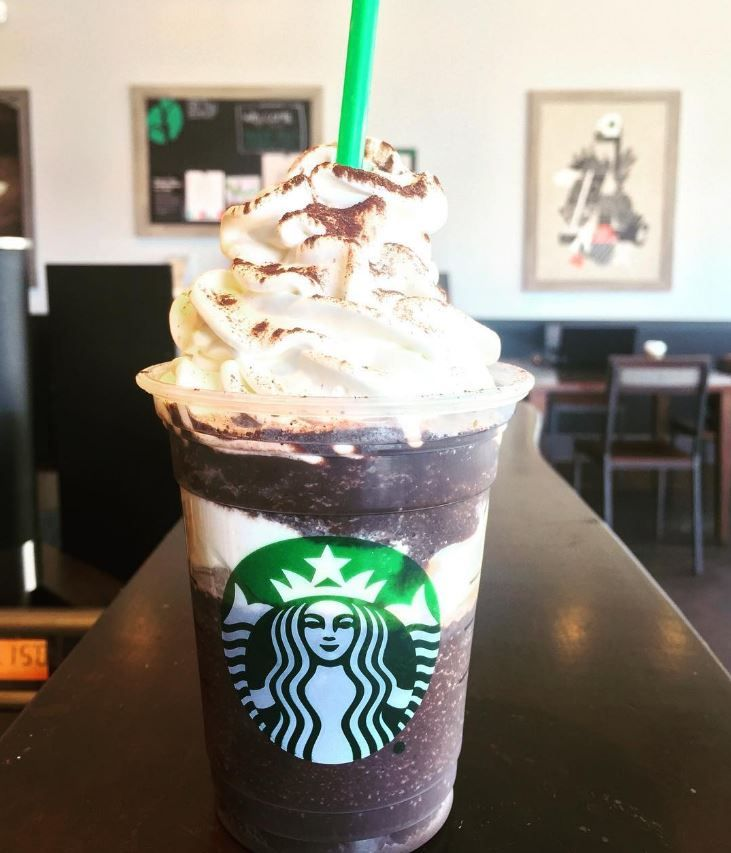 517 besten Starbucks Secret Menu Frappuccinos Bilder auf Pinterest ...