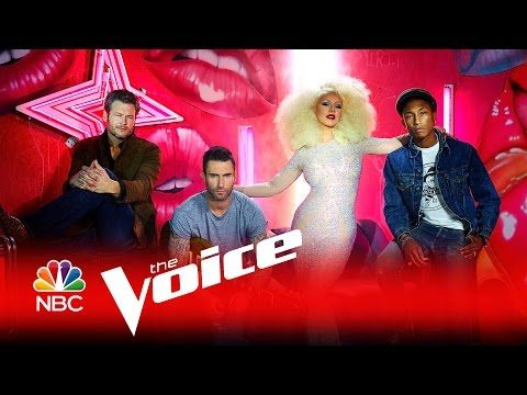 The Voice 2016 - David LaChapelle Shoots The Voice, Season 10 (Preview) - YouTube