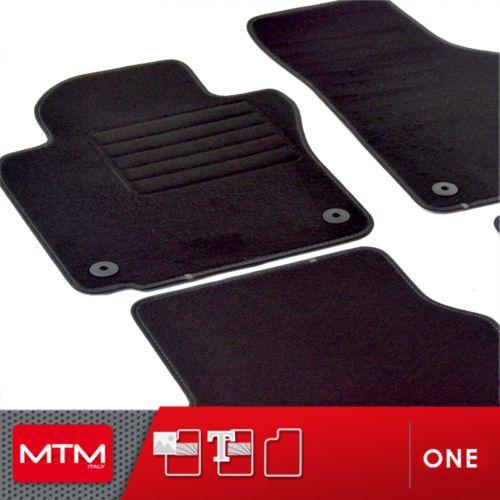 Nissan NP300 desde 04.2008- alfombrillas coche MTM One a medida