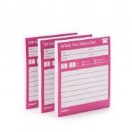 Pink Office Supplies :)