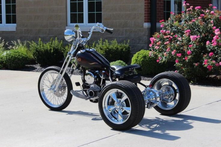 99 Best Images About Trikes On Pinterest Harley Davidson