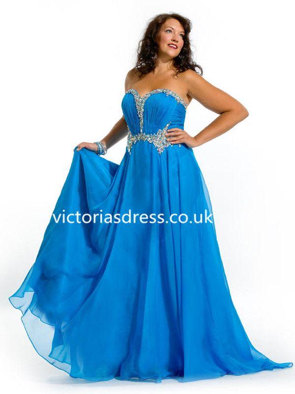 14 best Plus Size Prom Dresses images on Pinterest