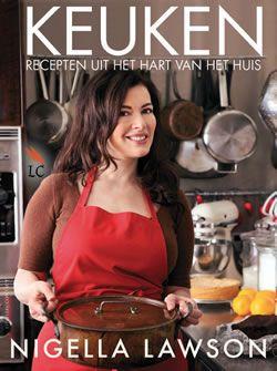 """Boek """"Keuken"""" van Nigella Lawson www.kopgroepbibliotheken.nl"""