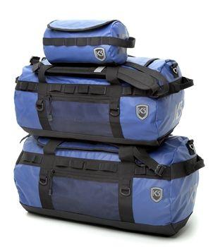 K3 Excursion Waterproof 40 Liter Duffle Bag, K3 Waterproof Bags, K3 Waterproof, Best waterproof dive bag, best waterproof snorkeling bag, best duffle bag, best waterproof duffle bag, best waterproof backpack, best waterproof bag, K3 Excursion Duffle