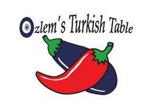 Ozlem's Turkish Table logo