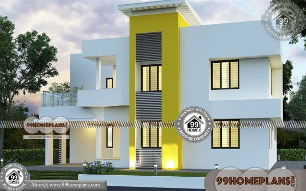 Contemporary Home Plans And Designs 60 Kerala Modern Homes Online House Plans Contemporary House Plans Kerala House Design