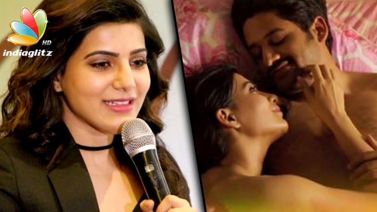 Samantha says she can't live without Sex | Hot Tamil Cinema News | Naga ChaitanyaTalk about smashing taboo! Samantha Ruth Prabhu has her priorities right and wasn't afraid to say how she put sex on the very top! WATCH NOW! Samantha... Check more at http://tamil.swengen.com/samantha-says-she-cant-live-without-sex-hot-tamil-cinema-news-naga-chaitanya/