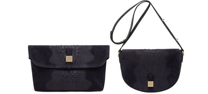 Mulberry Introduces a Friendly Alternative to High End Handbags so cool in black
