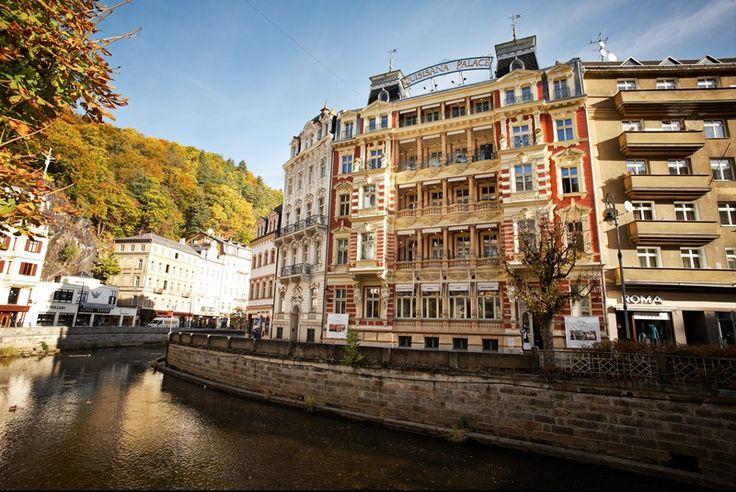 Hotel Quisisana Palace Karlovy Vary, Czech republic