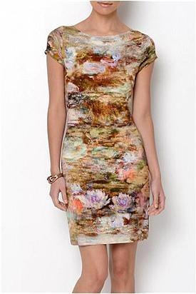 ABS By Allen Schwartz Multicolor Dress - Enviius