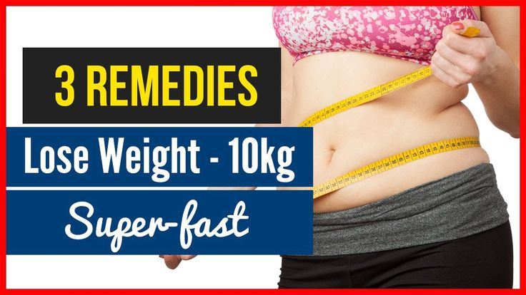 How to Lose Weight Fast - 3 POWERFUL Remedies to lose 10 kg! https://www.youtube.com/watch?v=eV_cyz8kHug