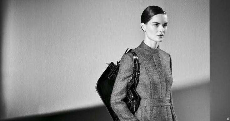 Androgynous Fashion Ads: Unisex Looks in Hugo by Hugo Boss Fall/Winter Campaign