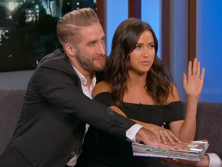 The Bachelorettes Kaitlyn Bristowe And Shawn Booth Vow To Pay Jimmy Kimmel 1000 If They Split Up