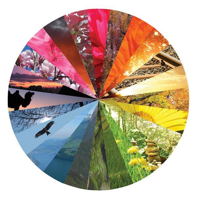 Color wheel by horomon