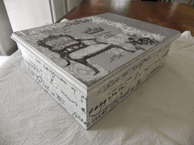 Gabriela Albo regalos artesanales: Caja de té