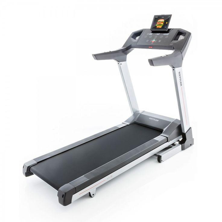 Kettler RUN 11 Folding Treadmill Review