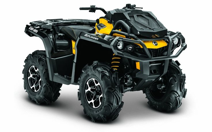 Can-Am reveals another new 2013 ATV model: The Outlander 650 X-mr - News - ATV Trail Rider