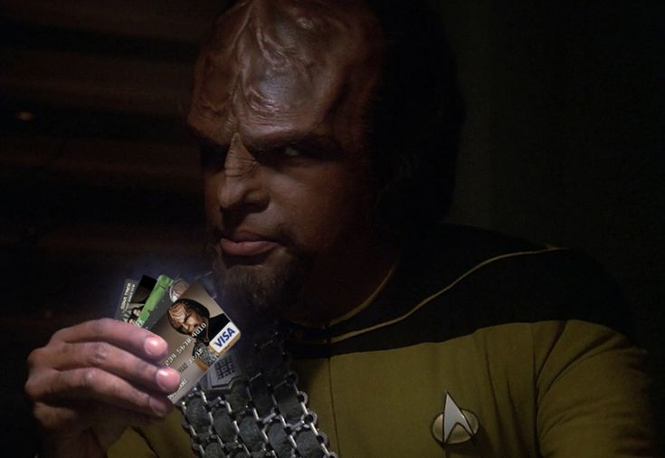 Worf Hell: all the weirdest Worf merchandise on the internet that you can buy right now #wewantworf