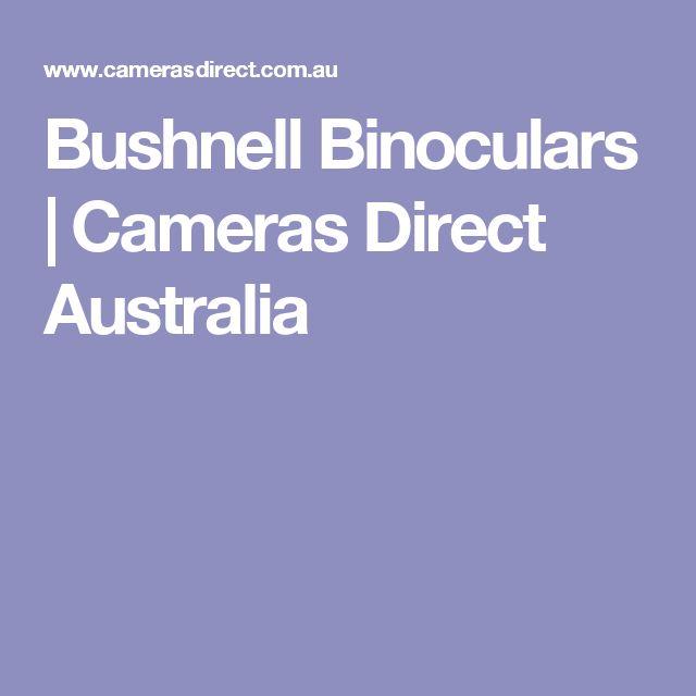Bushnell Binoculars | Cameras Direct Australia