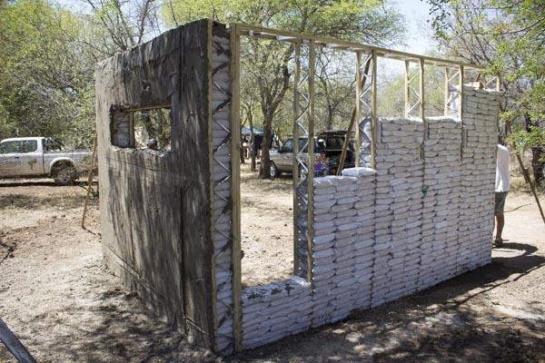 Festival Workshops - Sandbag Construction