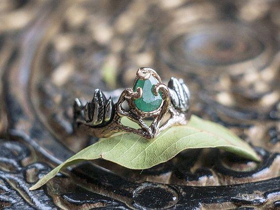 Die besten 25+ natürliche Smaragdringe Ideen auf Pinterest - k chen antik stil