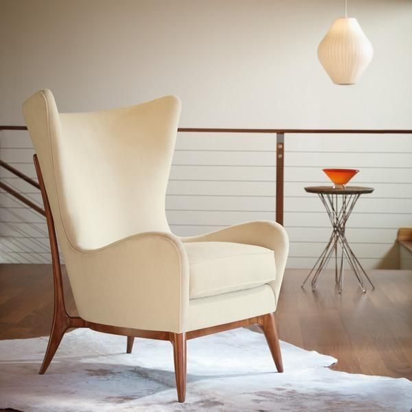 Caracole Upholstery : Chairs : Uph Chalou 34A  