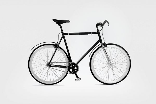 GOLDIE 2000 - Night Rider - Fixed gear, single speed, flip-flop - men bike - PRESALE - 399,99 EURO