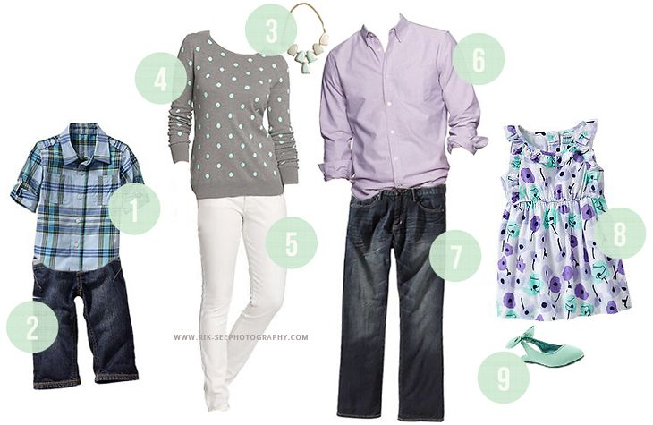 what to wear for family pictures | What to Wear | Spring Family | [rik-see] photography
