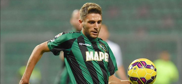 Milan To Consider Domenico Berardi If Suso Leaves