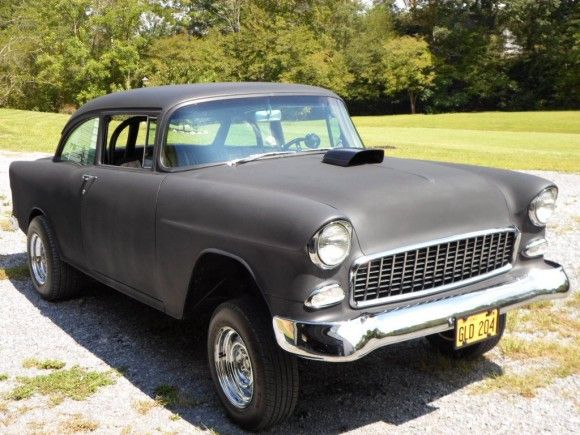 Bel Air Auto Auction >> 1955 Chevrolet Bel Air 150 Gasser | Project Cars For Sale ...