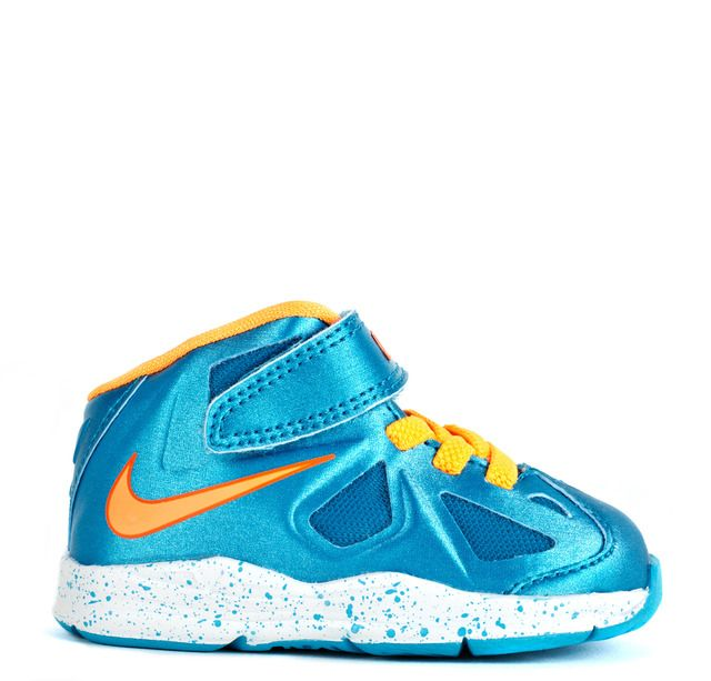 Nike Kids Lebron X Pool Party Infant - Turquoise