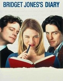 Difference between movie and book bridget jones diary