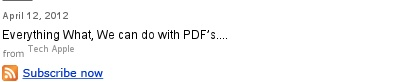 AdobePDF is best format way for sharing documents as they are preserve the formatting, the documents are read-only and also because most computers, mobilephones and e book readers can only open PDF files.  Here you'll learn how to do just about everything with PDF documents without Adobe Acrobat. You can edit PDF files, combine multiple files as one, add signature images to PDF pages, fill PDF forms online, extract individual pages from PDFs, add click able links to existing PDF documents