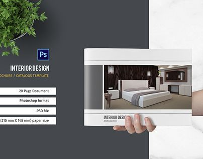588 best template images on Pinterest Los angeles, Brochures and - interior design brochure template