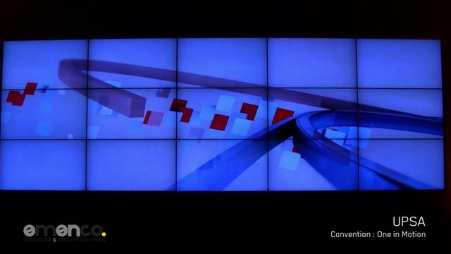 LABORATOIRE PHARMACEUTIQUE. Convention by Interactive wall  Interactive design / Presentation