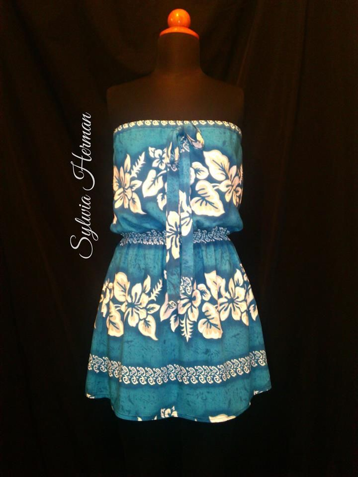 A strapless tunic with beautiful pattern  https://www.facebook.com/274667396052081/photos/a.274708412714646.1073741828.274667396052081/428603270658492/?type=1&theater