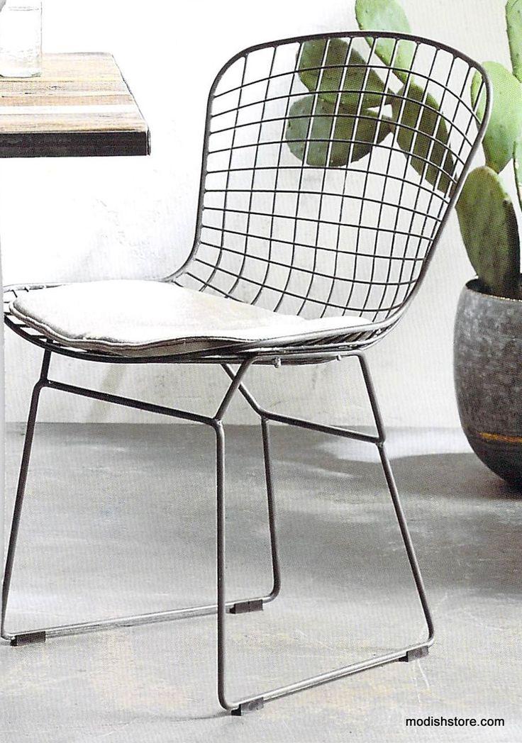 Roost Dalston Chair Mid Century Modern Design Seat
