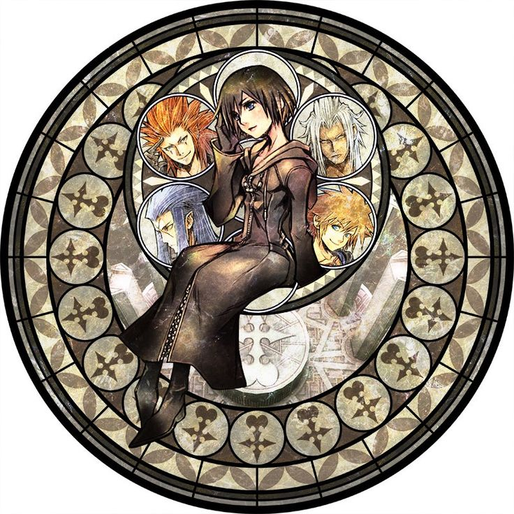 Visualisation d'image - KHDestiny.fr ( I think xion one includes the problems around her)