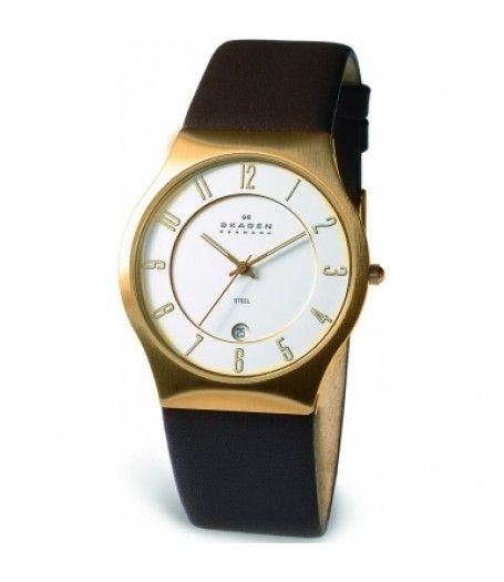 Ceas barbatesc Skagen 233XXLGL #skagen watch, watches, fashion, style, #topwatch